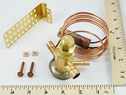 Trane Parts VAL2373 3/8x1/2 R-22 4Ton TXV; 5'Cap