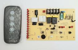 PC Control Board & Remote 4 EdenPURE 1000 GEN3 SunTwin 1500
