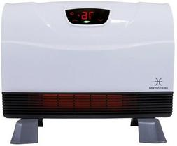 Heat Storm Phoenix Floor to Wall Infrared Space Heater with