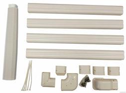 pioneer air conditioner Decorative PVC Line Cover Kit for Mi