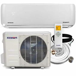 PIONEER Air Conditioner Inverter+ Wall Mount Ductless Mini S