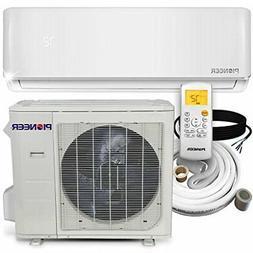 Pioneer®30,000 BTU 17 SEER 230V Ductless Inverter+ Mini Spl