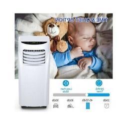 Portable 10000 BTU AC Unit Air Conditioner Dehumidifier Wind