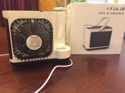 Blaux Portable Air Conditioner AC F832 Brand New Negative Io