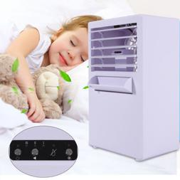 Portable Air Conditioner Conditioning Humidifier Cooler Fan