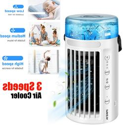 Portable Air Conditioner Cooler Cooling Fan Water