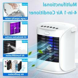 Portable Air Conditioner Cooler Fan Humidifier Evaporative A