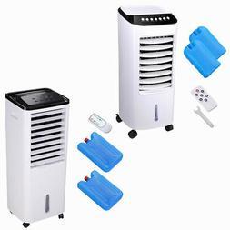 Portable Air Evaporative Cooler Tower Fan AC Unit w/ Remote