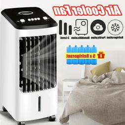 Portable Air Conditioner Fan Humidifier Cooling Bedroom Cool