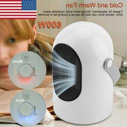 Portable Cold and Warm Fan Air Conditioner  Machine Heater &