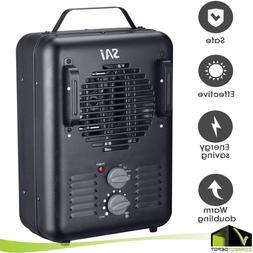 Portable Heater Electric Utility Garage WorkShop Fan Heating
