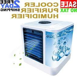 portable mini air conditioner artic water cooling