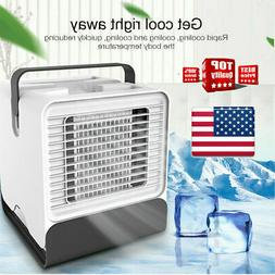 Portable Mini Air Conditioner Cool Cooling Fan For Bedroom A