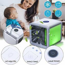 Mini AC Air Conditioner Personal Unit Cooling Fans Humidifie