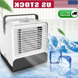 Portable Mini Air Conditioner Water Cool Cooling Fan Artic A