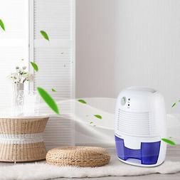 Portable Mini Dehumidifier Quiet Electric Home Drying Moistu
