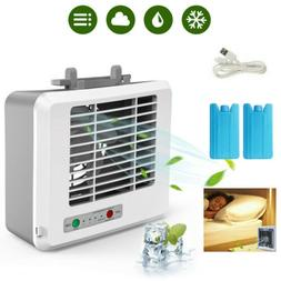Portable Mini USB Air Conditioner Cool Cooling Artic Air Coo