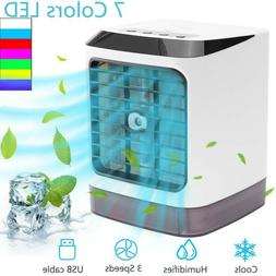 Portable Personal Air Conditioner Mini Cool For Bedroom Home