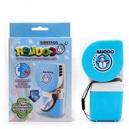 Portable Small Fan & Mini Air Conditioner Personal Compact C
