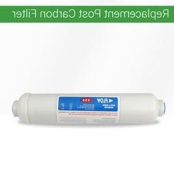 Post Inline GAC Carbon Reverse Osmosis Water Filter RO Ice m