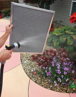 PREMIUM ELECTROSTATIC FOREVER WASHABLE AIR FILTER ALLERGY CA