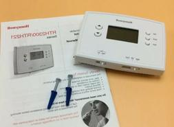 Honeywell Programmable Thermostat with Backlight RTH2300B