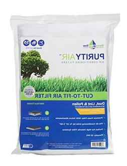 """Purity Air Cut to Fit non woven white air filter 16"""" X 60"""" f"""