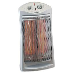 HOLMES PRODUCTS Quartz Tower Heater w/Two Heat Settings, 14w