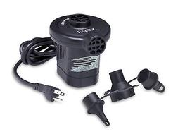 INTEX 120V Quick Fill AC Electric Air Pump w/ Nozzles | 6661