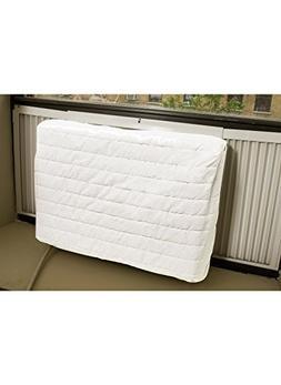 Quilted Air Conditioner Cover, Size Medium, Size Medium