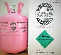 R410a, R410, 410a Refrigerant 25lb. New Factory Sealed **Low