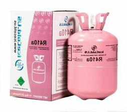 R410a, R410a Refrigerant 25lb tank. New Factory Sealed **Low