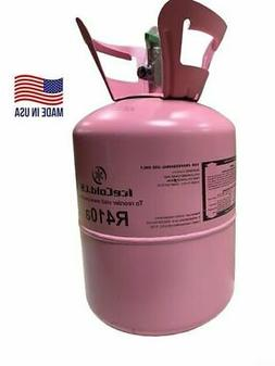 R410a, R-410a R 410a Refrigerant 11lb tank. New Factory Seal