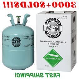 R410a, R-410a R 410a Refrigerant 25lb tank. New Factory Seal