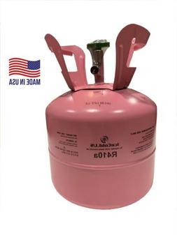 R410a, R-410a R 410a Refrigerant 7.5lb tank. New Factory Sea