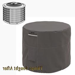 Classic Accessories Ravenna Air Conditioner Cover - Round 55