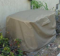 "Extra large rectangular Air Conditioner Cover 38""x36""x38""H -"