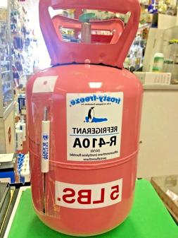 Refrigerant R410A, 5 lb. Can, 410a, Same Day Free Shipping,