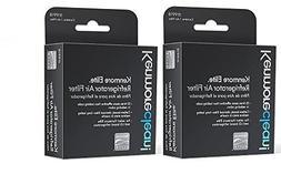 Kenmore Elite 469918 Refrigerator Air Filter, 2 pack