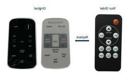 Remote Control For Frigidaire/ Electrolux RG15D/E-ELL FFRH08