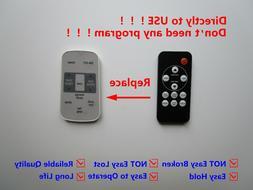 Remote Control For FRIGIDAIRE RG15D/E-ELL CRA057XT710 Room A