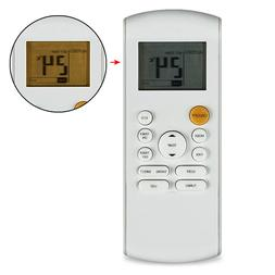Remote Control For Mrcool&Pioneer&Klimaire KSIF012-H115-I Ro