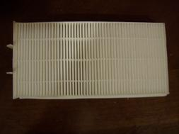 replacement air filter for wgep1000 eden pure