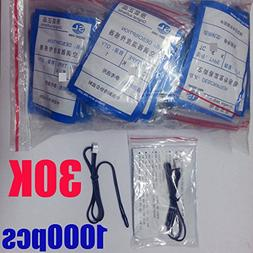 1000Pcs 30K Generic Replacement Window Wall Mount Portable A