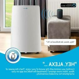 Rollicool App-Enabled 14000 BTU Portable Air Conditioner Hea
