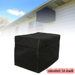 S/XL Size Square Air Conditioner Cover For Outside Units AC
