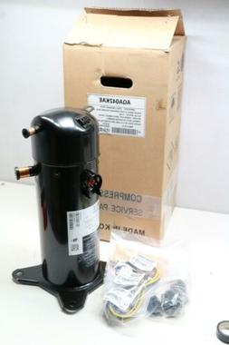 LG Scroll Compressor AQA042KAE R410A 208-230V 1 Single Phase
