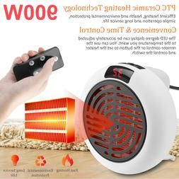 Small Quiet Portable Indoor Electric Fan Home Bedroom Timed