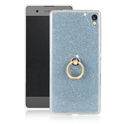 Sony Xperia XA Ultra Case, Xperia C6 Case, DAMONDY 2 In 1 Bl