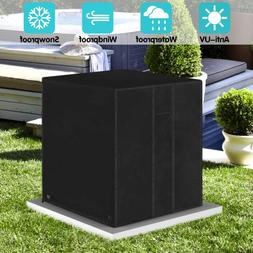 Square Central Air Conditioner Cover,Durable Waterproof